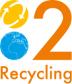 2Recycling Logo for Waste Metal Recycling Services 1