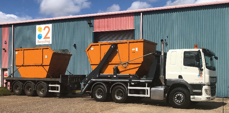 New Skip Lorry