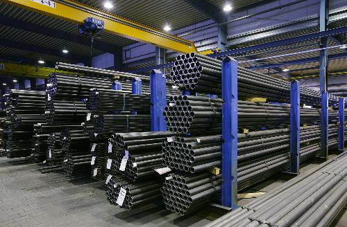 Long Length Pipe Storage