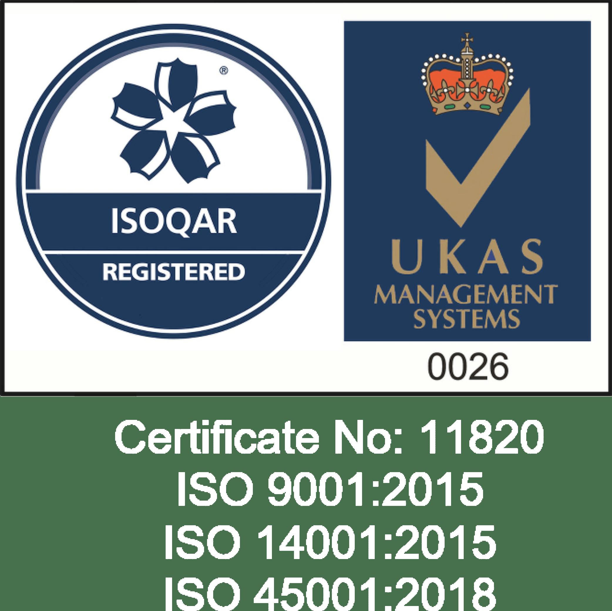 test website ISO 1 1